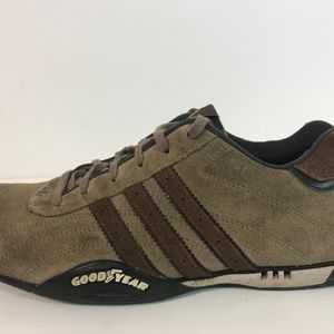 pretty nice 33afd 33591 adidas Shoes - Adidas Adi-Racer Goodyear Driving Shoes Men Size 6